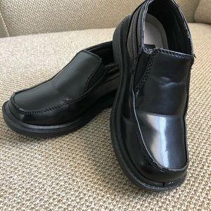 Other - Boys 9 1/2 black dress shoe
